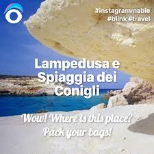 Lampedusa E Spiaggia Dei Conigli