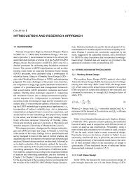 Design Resistance Chapter 1 Introduction And Research Approach Load And