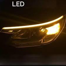 BỘ LED DÂY VIỀN MÍ MẮT NGOÀI XE Ô TÔ 2 IN 1 CHẠY ĐUỔI-30CM: Mua bán trực  tuyến Dải đèn LED với giá rẻ