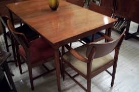 Sears Furniture Kitchen Tables An Orange Moon Sears Roebuck Mid Century Modern Dining Room Set