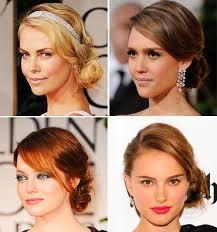 Vlasy S Vlasy Odvedeny Volumetrické účesy Shromažďované Pro Krátké