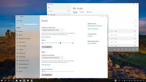 How to manage Sound settings on Windows 10 April 2018 Update ...