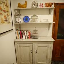 Upcycled Kitchen After The Upcycled Chalk Painted Kitchen Dresser Now With Roper