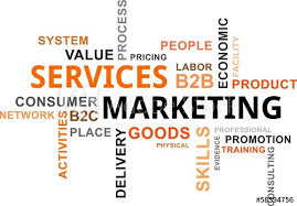 Services Marketing Word Cloud Services Marketing Buy This Stock Vector And Explore