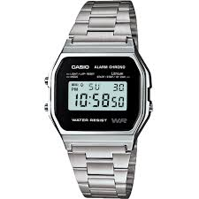 casio collection timepieces products casio a158wea 1ef