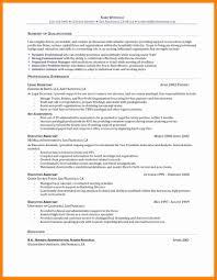 9 General Resume Objective Samples Resume Type