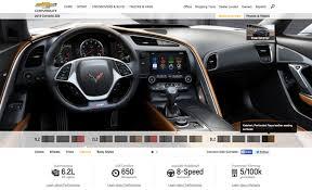 2015 corvette interior. 2015 chevrolet corvette z06 configurator interior