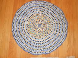 Fabric Rug Diy How To Make A Coiled No Sew Clothesline Rag Rug Craft Rag Rug
