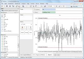 Application Of Control Chart In Manufacturing How To Make Control Charts In Tableau Tableau Public