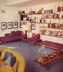 Small Picture 1950s interior design The 50s 60s are in Pinterest
