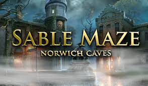 Image result for sable maze norwich caves
