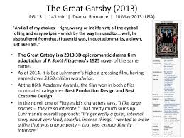 baz luhrmann style themes collaboration  179 213 434 8 the great gatsby