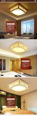 open ceiling lighting. Open Ceiling Lighting Beautiful Led Japanese Sheepskin Paper Wooden Lamp Light Of