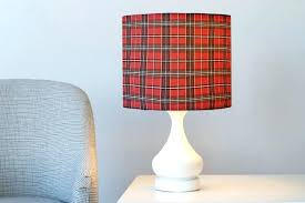 red plaid chandelier shades lighting canada image concept