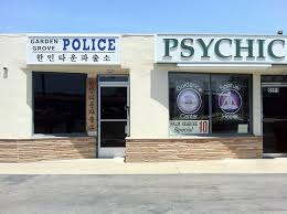 police and psychics in the streets