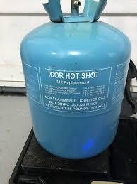 R414b Pressure Chart Hot Shot R414b R12 Substitute 21 Lb Cylinder Refrigerant