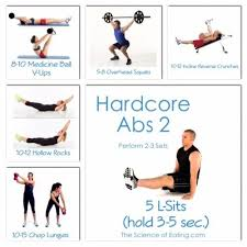 if you are looking for more advanced core moves check out my abs 2 workout you can do at home