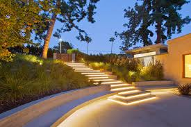 House outdoor lighting ideas Led Lights Homedit Gorgeous Outdoor Lighting Ideas That Bring Magic Into The Backyard