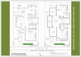 duplex house plans for 30x40 site east facing fresh vastu north east facing house plan new