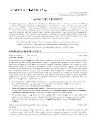 Associate Attorney Resume Sample Fancy Associate Attorney Resume