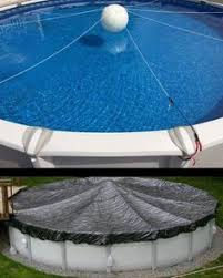 above ground pool covers. Above Ground Pool Winter Cover Support System Covers C