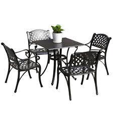 Cast Aluminum Patio Furniture eBay