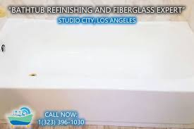 studio city bathtub refinishing reglazing