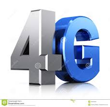 g lte wireless technology logo stock illustration image  4g lte wireless technology logo