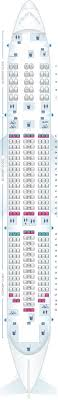 seat map hainan airlines boeing b787 9