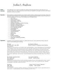 Resume Sample For Merchandiser Sarahepps Com