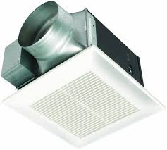 Panasonic 150 Cfm Exhaust Fan With Light 138 99 Amazon Panasonic Fv 15vq5 Whisperceiling 150 Cfm