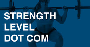 Bench Press Weight Chart Kg Female Strength Standards For Weightlifting Kg Strength