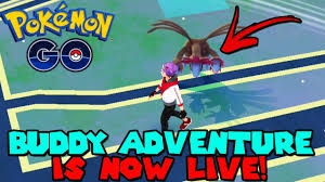 Pokemon Go Buddy Adventure is now LIVE! - Hydreigon Buddy Pokemon - YouTube