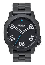 ranger 40 men s watches nixon watches and premium accessories ranger 40 all black