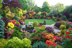 ... Home Flower Garden Four Seasons Garden The Most Beautiful Home Gardens  ...
