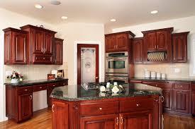 Desk In Kitchen Affordable Custom Cabinets Showroom