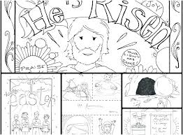 Preschool Coloring Pages Kids Eggs Religious Printable Easter To