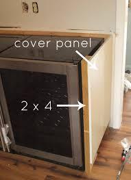 Built In Refrigerator Cabinet Ikea Creative Home Furniture Ideas