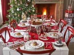 Conseils pour une table de Noël réussie: idées déco pour table à ...