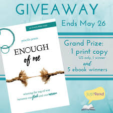 Enough of Me by Priscilla Peters: Excerpt & Giveaway :: Remembrancy