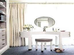 Makeup Vanity Table With Lights Black Makeup Desk With Lights ...