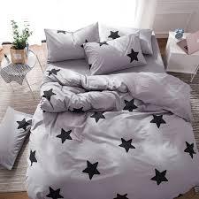 grey bed linens flat sheet king size