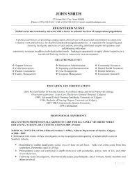 Resume Templates Nursing Free Nursing Resume Templates Nurse Free ...