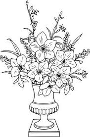 Small Picture flower Page Printable Coloring Sheets Flower pot coloring