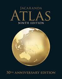 Jacaranda Atlas For Australian Schools Jacaranda Australia
