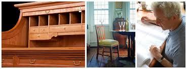 Vermont Furniture Maker Profiles in Brief