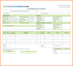 Courier Invoice Template 24 Courier Bill Format In Word Letter Bills 20