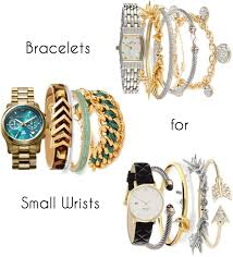 bracelets and bracelet combinations for small wrists and bracelets for small wrists buying advice product suggestions and arm party combinations for small