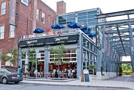 commercial garage door restaurant. Images Of Restaurants With Garage Door Patios   Toronto Review \u2013 Cinquecento Trattoria Gone To Swan Commercial Restaurant N