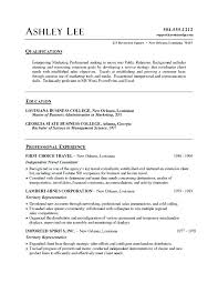 Free Sample Resume Templates Word Resume Sample Source